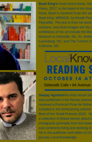 Local Knowledge Reading October 2018